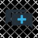 Chat Medicine Healthcare Icon