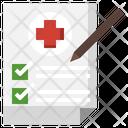 Medical Check Icon