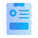Medical Check Up Medical Medicine Icon