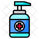 Medical Cleaning Liquid Icon