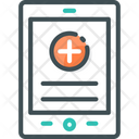 Medical Data Icon