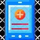 Medical Data Icon