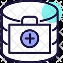 Medical Database Icon