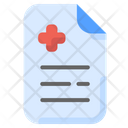 Medical document Icon