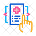 Medical Document Selection Icon