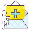 Medical Email Icon