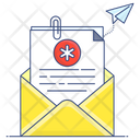 Medical Mail Medical Email Health Mail Icon
