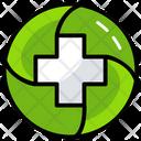 Medical Emblem Icon