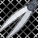 Tongs Tool Pliers Icon