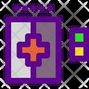 Medical Evelator Icon