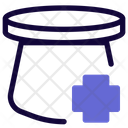 Medical Face Shield Icon
