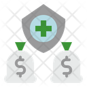 Medical Fee Claim Compensation Icon