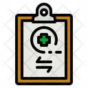Medical Feedback Medical Report Medical Icon