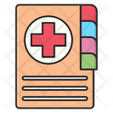 Diary Medical Hospital Icon