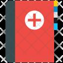 File Medical Book Icon