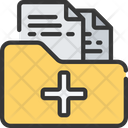 Medical files Icon