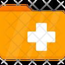 Medical Folder Folder Medical Icon