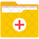 Folder Healthcare Hospital Icon
