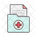 Directory Files Medical Icon