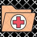 Folder Directory Emergency Icon