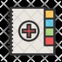 Medical Notes Folder Icon