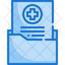 Document Floder History Icon