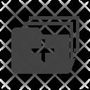 Medical Folder File Icon