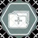 Medical Folder Healthcare Icon