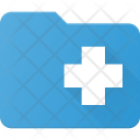 Folder Medical Case Icon