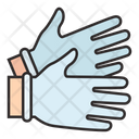 Hygiene Glove Healthcare Icon