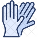 Gloves Medical Surgical Icon