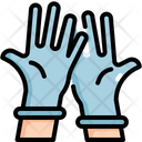 Gloves Rubber Medical Icon