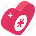 Medical Heart Cardio Organ Icon