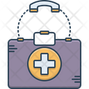 Medical Help First Aid Emergency Icon