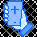 Online Medical Alert Danger Icon