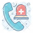 Medical Helpline Medical Assistant Call Service Icon