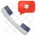 Medical Helpline Hotline Emergency Call Icon