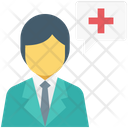 Medical Helpline Contact Chat Icon
