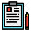 Medical History List File Icon