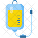 Medical Infusion Iv Drip Hospital Icon