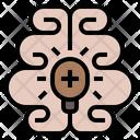 Medical Innovation Brain Innovation Icon