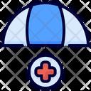 Umbrella Healthcare Insurance Icon