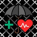 Insurance Health Medical Icon