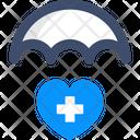 A Health Insurance Icon