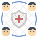 Health Protection Healthy Icon