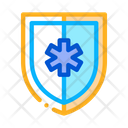 Medical Protection Aid Icon