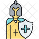 Medical Insurance Fighter Insurance Icon