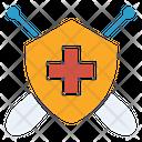 Corona Protection Virus Protection Icon
