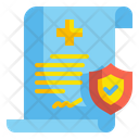 Medical Insurance Health Insurance Safety Icon