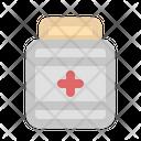 Medical Jar Icon